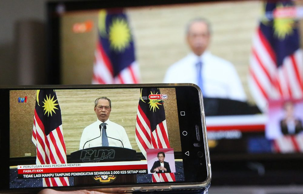 19 January 2021: PM announces RM15bil PERMAI aid package; Grab considering US IPO this year