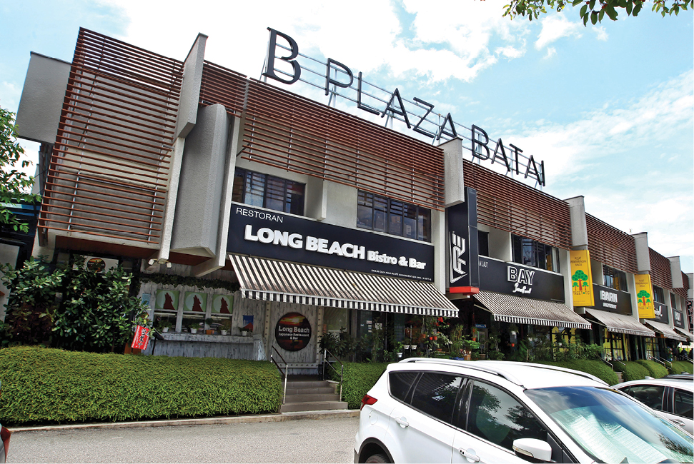 Plaza Batai in Damansara Heights