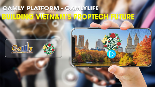 CamLy Group unveils CamLy Platform and CamLyLife as part of its digital ecosystem to provide technological solutions to the world