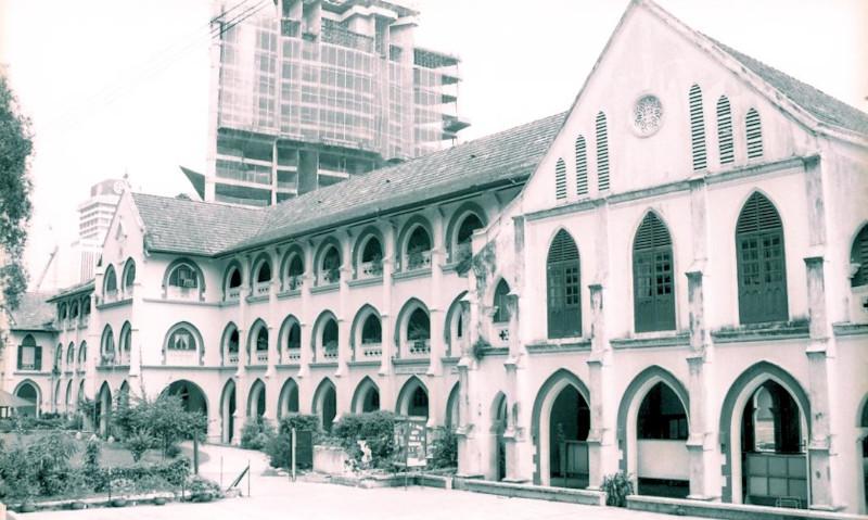 SMK Convent Bukit Nanas (Source: Badan Warisan Malaysia)