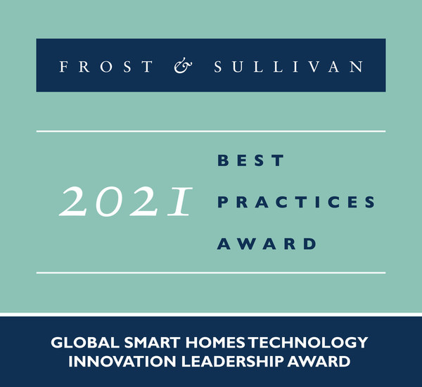 Cognitive Systems Applauded by Frost & Sullivan for Its Groundbreaking Wi-Fi Sensing Technology, WiFi Motion™