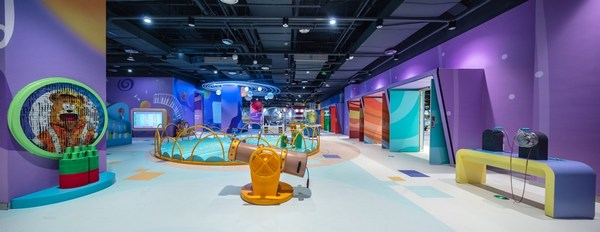 Offering nine unique play zones, across a net floor area of nearly 3,000 sq. m., Kidzplorer is the ultimate STEAM edutainment play centre.