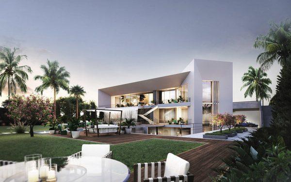 Versace Home to create the stunning interiors for new Dar Al Arkan luxury villas in Shams Ar Riyadh Project