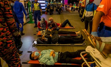 25 May 2021: LRT crash injured over 200; MySejahterato keep track of 2-hour shopping limit
