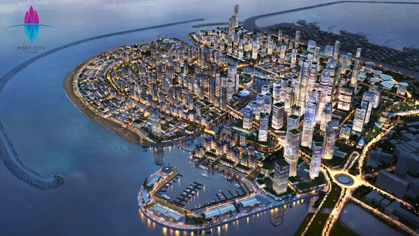 Port City Colombo to become a gateway to South Asia