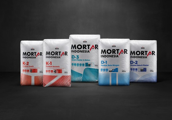 SIG Geared Up to Dominate Cement-Derivatives Market with New Mortar Innovation