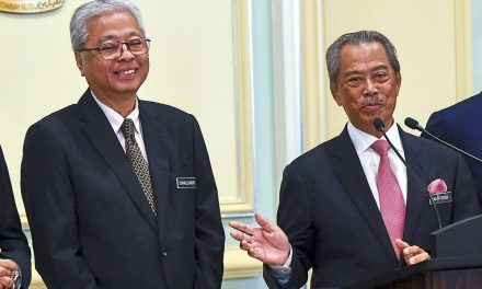 8 July 2021: PM appoints Ismail Sabri as Deputy Prime Minister, Hishammuddin as Senior Minister