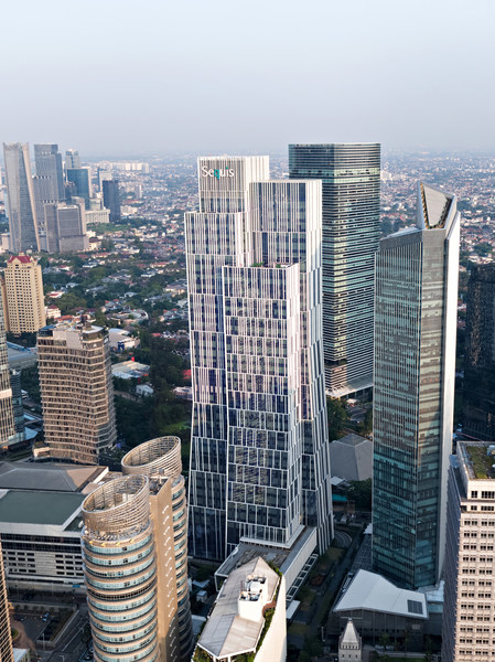 Sequis Tower to Usher in a Greener Commercial Environment for Indonesia