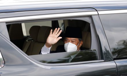 17 August 2021: Agong accepts PM's resignation, Muhyiddin is now caretaker PM