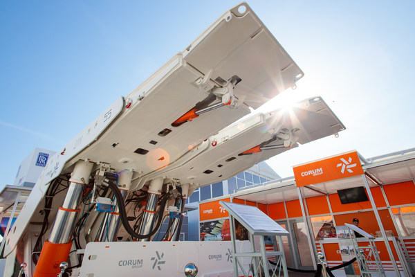 Entech becomes the exclusive mining equipment distributor for the Corum Group in North America and Australia